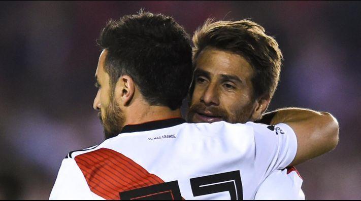 Superfinal de Libertadores: en River, Ponzio y Scocco intensifican su recuperación
