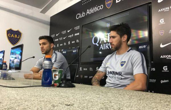 Superfinal: Jonatan Maidana y Pablo Pérez hablaron de las expectativas del partido de ida 1