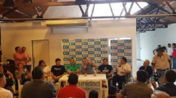 """Unidad Ciudadana y Rossi hablaron de la """"verdadera oposición al ajuste de Cambiemos"""""""