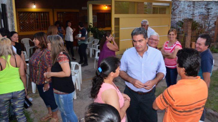 Buscan ejecutar pavimento urbano en el Barrio 131 Viviendas a través del financiamiento compartido