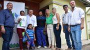 Charata: Peppo entregó viviendas en Tres Estacas