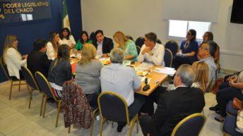 Concejales de Sáenz Peña denunciaron irregularidades ante la Comisión de Asuntos Municipales