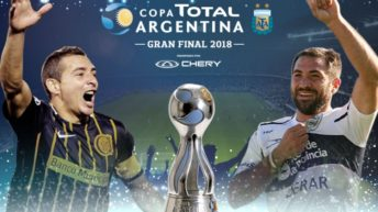 Copa Argentina: Gimnasia y Central disputan la final