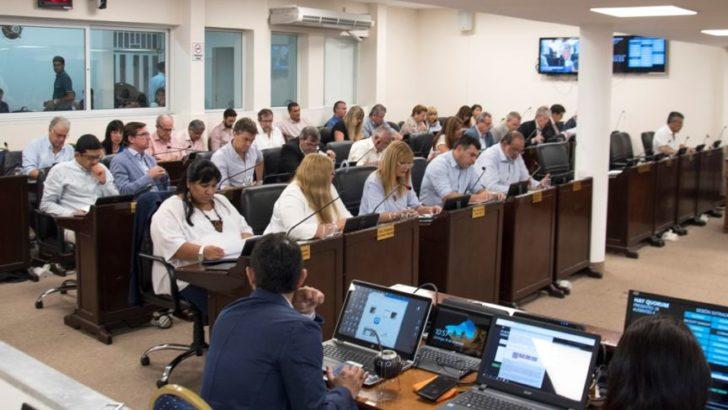 Diputados aprobó el crédito para financiar obras en 4 localidades del interior