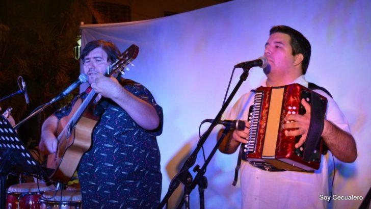 El Cecual despide el año a pura cumbia y vallenato