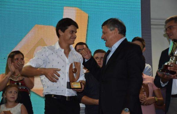 Fiesta anual del deporte: Peppo destacó los valores sociales que las disciplinas deportivas promueven 1