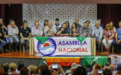 """Frente Grande: """"Vamos a ser protagonistas de la recuperación del país"""""""