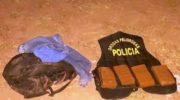 Fuerte Esperanza: abandonó su mochila con más de un kilo de marihuana