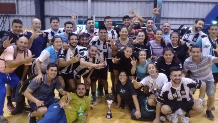 Handball: For Ever, campeón de la Copa Yaguareté en mayores damas y caballeros