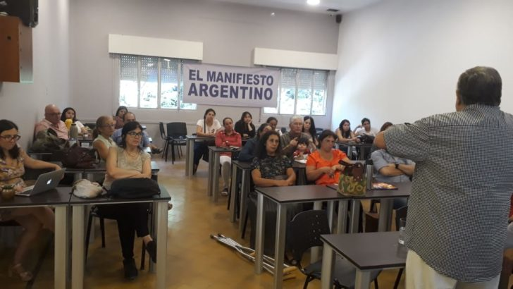 Manifiesto Argentino Chaco reconoció a CFK como principal figura y a Capitanich como candidato a gobernador