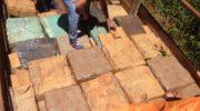 Misiones: interceptaron un camión con 3.558 kilos de marihuana