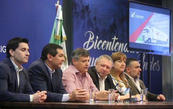 """Peppo: """"Queremos empezar el 2019 con Colono en las rutas del país"""""""