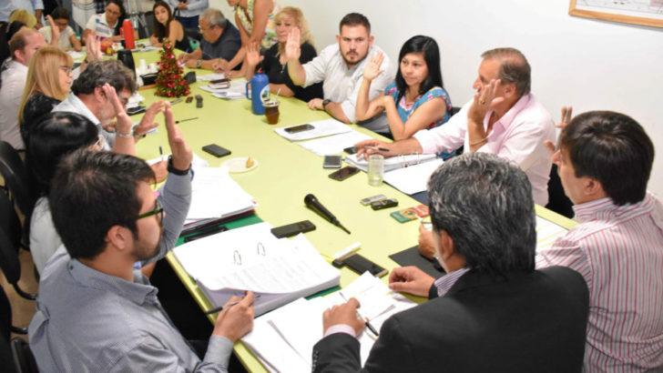 Resistencia: el Concejo aprobó la partida presupuestaria municipal para 2019