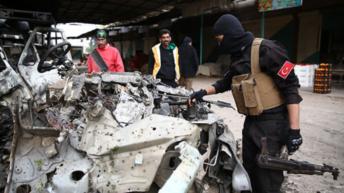 Siria: al menos nueve muertos y decenas de heridos en un atentado en un mercado