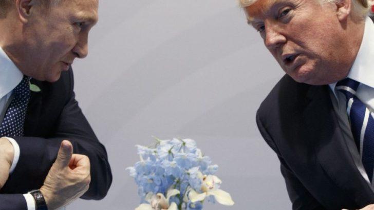 Trump le dio 60 días a Rusia para abandonar un tratado nuclear clave de 1987