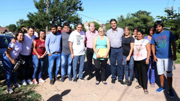 Villa Río Negro: proyectan trabajos de pavimentación y recuperación del espacio costero
