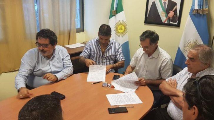 Acordaron medidas para garantizar el servicio de colectivos