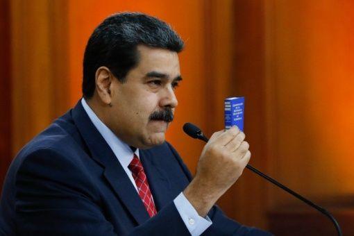 """Maduro: """"el Gobierno de Venezuela siempre ha promovido canales de diálogo con la oposición"""""""
