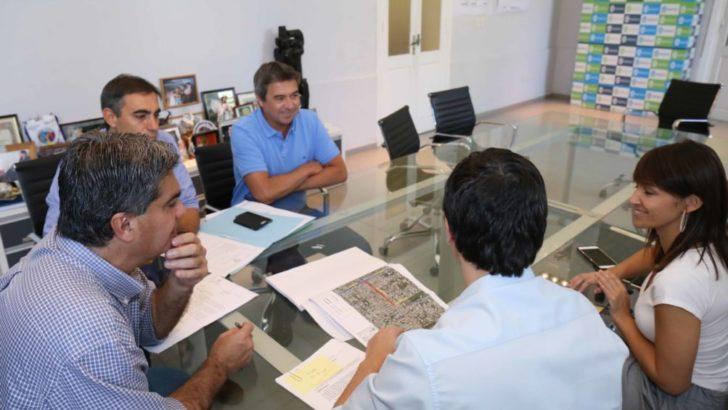 Capitanich anunció el llamado a licitación para el pavimento de la Edison