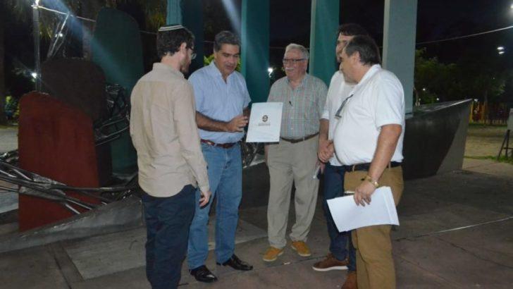 Capitanich participó del acto conmemorativo por el Día Internacional de las Víctimas del Holocausto
