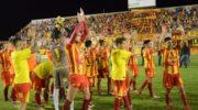 Copa Argentina: Sarmiento se quedó con el clásico de ida
