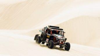 Dakar: excelente etapa 6 del Pato Silva en Perú