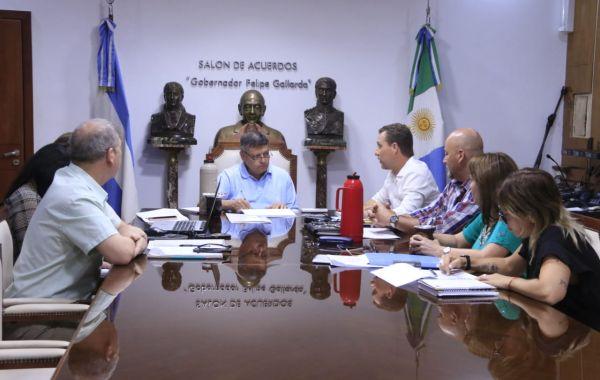 El Gobierno comenzó a diagramar el plan de obras públicas para el 2019