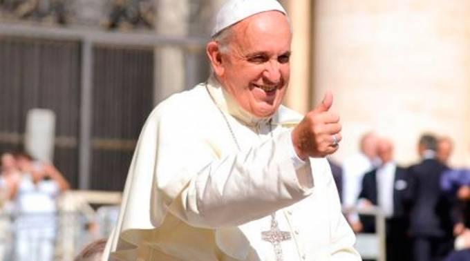 """En Panamá, Francisco anima a los jóvenes a seguir a María, """"la influencer de Dios"""""""