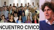 Encuentro Cívico apoya la candidatura a presidente de Martín Lousteau
