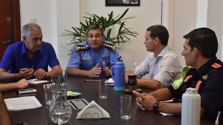 Gobierno y Municipio trabajan para fortalecer los controles de tránsito