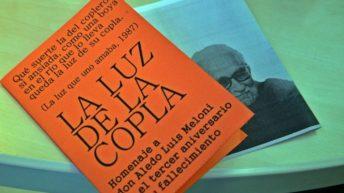 Homenajearon a Aledo Luis Meloni