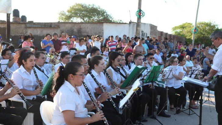 La Banda Municipal cumplirá 84° años el 1 de febrero