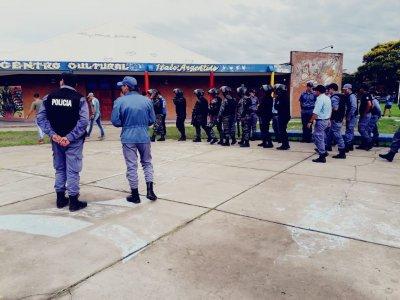 La búsqueda de Angelina: la Policía intensifica los trabajos en la zona sur
