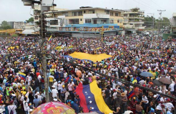 La oposición venezolana continúa su agenda golpista con usurpación de poderes 1