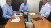 Obras estructurales y respuesta a la emergencia hídrica, los pedidos de Peppo a Nación