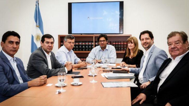 Peppo, Garavano y el STJ analizaron la agenda judicial chaqueña