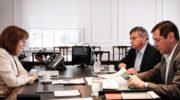 Peppo solicitó a Bullrich la implementación del programa de asistencia a emergencias
