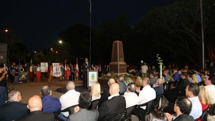 Resistencia invita a la comunidad a celebrar los 141 años