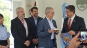 Resistencia y Udine reafirmaron acuerdo de hermandad entre ciudades
