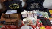 Dos detenidos por presunta venta de estupefacientes en Campo Largo y Corzuela