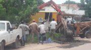 Sameep continúa asistiendo a localidades del interior ante la emergencia