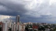 Alerta meteorológico: el municipio activó el protocolo de emergencia