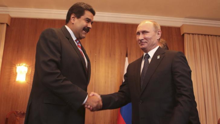 Venezuela: Rusia denunció que EE.UU. y sus aliados buscan derrocar a Maduro