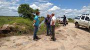 Vialidad Provincial coordina acciones de asistencia en el sudoeste
