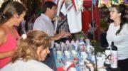 Con más de 200 emprendedores, se realizó la feria Chaco Puro Talento