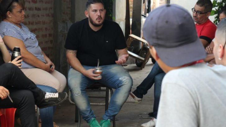 """Para Rodrigo Ocampo, """"Chaco tiene dos experiencias políticas y un camino a elegir"""""""