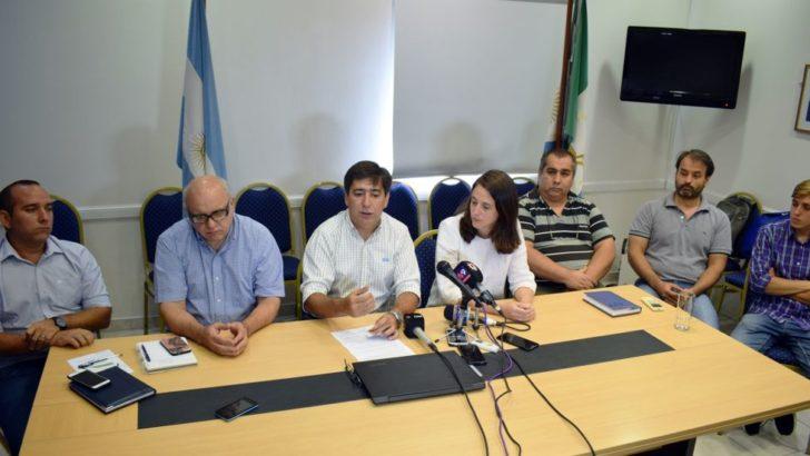 Presidencia del Concejo: trabajan en un plan local de acción climática para la ciudad