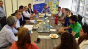 Analizaron el avance obras en el puerto Las Palmas