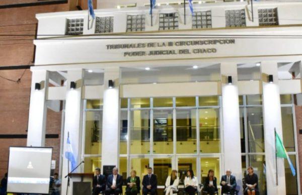 """Apertura del año judicial: Peppo aseguró que """"cooperamos en muchos aspectos"""""""