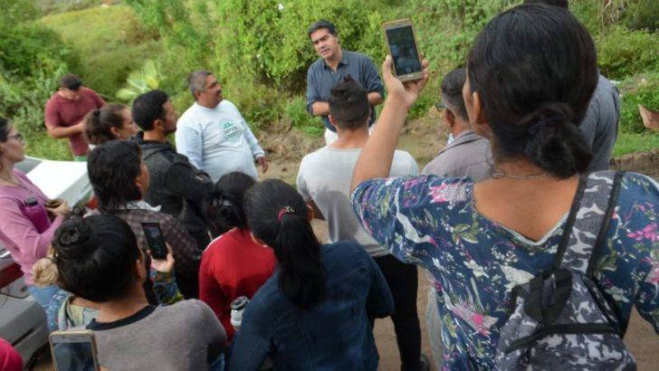 Barrio Zampa: Capitanich junto a vecinos acuerdan programa de mejoramiento urbano